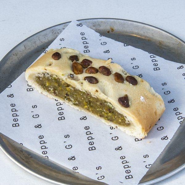 Pistachio Romano Biscuit
